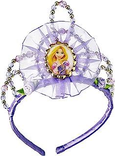 Rubie's Official Disney Princess 长发公主皇冠 - 均码