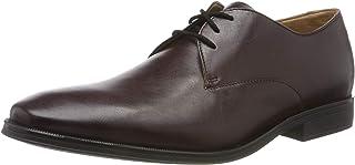 Clarks 男式Gilman Walk 德比鞋