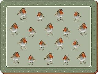 """4 件套 Into The Wild Robin 餐垫 40 x 29 厘米 (15¾"""" x 11½"""")"""