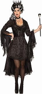 Forum Novelties AC80715 邪恶公主服装,黑色
