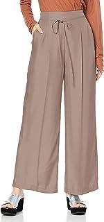 [Fray I.D] 高腰丝滑裤 FWFP212050 女款