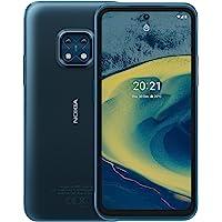 Nokia 诺基亚 XR20,6.67 英寸全高清+显示屏,48MP 双摄像头,带 ZEISS 光学,15W 无线和 1…