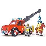 Simba 109258280 \消防员萨姆 - 凤凰卫队和小马玩具套装