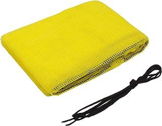 Astro 防蚊网 约2×2米 黄色 垃圾袋 对乌鸦 防鸟 带孔眼・绳 822-17