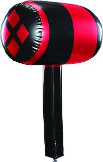 Rubie's Costume Co 女式蝙蝠侠 Harley Quinn 充气马桶