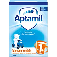 Aptamil 爱他美 幼儿奶粉 适用于1岁以上幼儿,8罐试用装(8 x 300g)