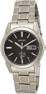 Seiko 精工 男士手表 圆形 指针式 石英 钛 32002864