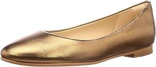 Clarks 女士 Grace Piper 浅口芭蕾舞鞋