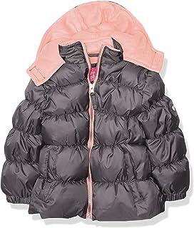 Pink Platinum 女童抗撕裂羽绒服