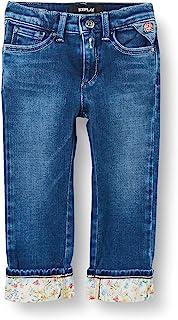 Replay 女婴牛仔裤