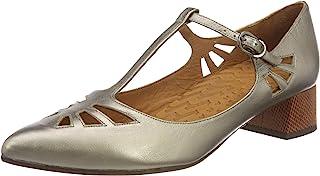 Chie Mihara 女式 Rut Mary Jane 平底鞋