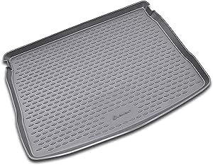 Element EXP.NLC.51.26.B11 定制贴合橡胶靴衬垫保护垫-大众高尔夫 VI,Hatchback 2008-2012,黑色