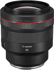 Canon RF 85mm F/1.2L USM 白色