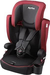 Aprica(阿普丽佳)儿童&儿童*座椅 从岁左右起 AirGrove AC Cool Rouge RD
