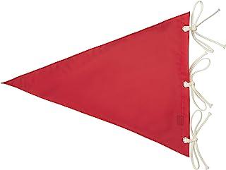 LITE 高尔夫场用品 尼龙 素色 三角旗 红色 M121 红色