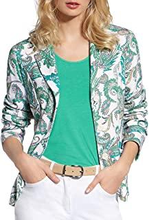 Basler 女式 Plus Paisley 办公室针织外套
