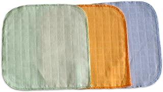 ALVI 93911 平纹细布毛巾套装 单色 3 件装