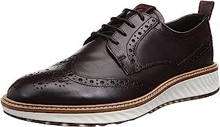 ECCO 爱步 男士 St1 Hybrid Brogue 牛津鞋