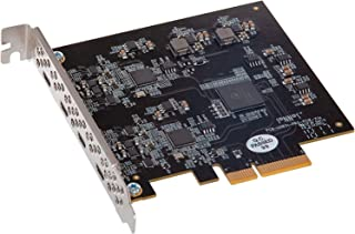 Sonnet Cheerful USB-C 4 端口 PCIe 卡 [兼容Thunderbolt]