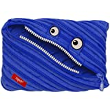 ZIPIT Monster 大号铅笔盒,皇家蓝