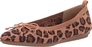 Vince Camuto 女式 Flanna 针织芭蕾平底鞋