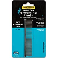 Master Grooming Tools Greyhound Combs — European-Style Combs…