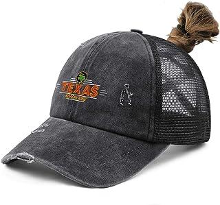 Topstankcc 德州路屋中性款成人可调节户外棒球登山后扣帽