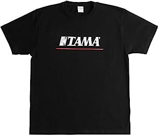 TAMA TAMA 商标设计 T恤 【M尺码】 黑色 TAMT004M