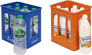 Tanner 0072.6 – 饮料套装模型,由一箱 volvic 矿泉水和一箱Landliebe牛奶,各6瓶