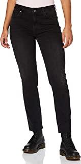 Superdry 极度干燥 女士中腰修身牛仔裤