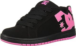 DC 儿童 Court Graffik 滑板鞋