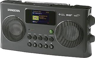 Sangean WFR-29 C 便携式立体声(数字音频广播 (DAB),MP3,互联网收音机)