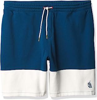 Nautica 男士加大加长羊毛针织短裤