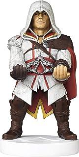 精致的游戏电缆家伙-来自刺客信条充电手机和控制器支架 Ezio 电子游戏
