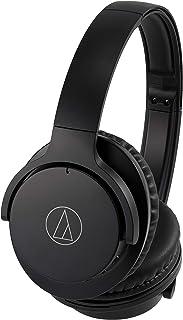 Audio-Technica 铁三角 ATH-ANC500BTBK 静音无线主动降噪耳机ATH-ANC500BTBK 可调节