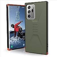 URBAN ARMOR GEAR Galaxy Note 20 Ultra适用耐冲击保护壳 CIVILIAN 橄榄 【日…