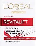 L'Oreal Paris 巴黎欧莱雅 Revitalift抗皱+紧实Pro视黄醇眼霜15毫升