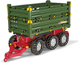 Rolly Toys 多重三轴拖车,绿色