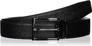 Salvatore菲拉格慕 皮带 679497 方形扣 双面可穿 皮革 真皮 ネロ/ネロ(115cm) One Size
