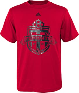 MLS 男孩 -War Paint 标志短袖 T 恤
