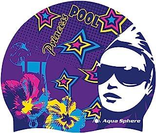 Aqua Sphere Pool Princess 硅胶泳帽
