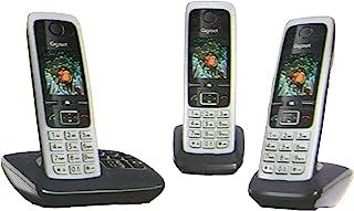 Gigaset 无绳电话 沟通更加简单 C430A Trio schwarz C430A Trio