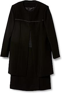 Cecile 西装裙套装 黑色正装 套装 夹克+连衣裙 防水 AI-383 女款