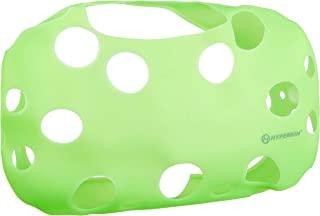 Hyperkin gelshell Head 壁挂式显示器 Silicone Skin for HTC Vive ( Green ) 保护壳 vr0007?m07200绿色