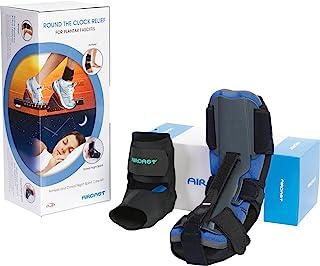 Aircast Airheel 脚踝支撑和双宫颈夜板 (DNS) 护理套装