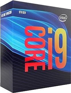 Intel 英特尔 Core 酷睿 i9-9900 处理器 3.1 GHz 盒装 16 MB 智能缓存 - 处理器(* 9 代 Intel Core 酷睿 i9 3.1 GHz,LGA 1151(插槽H4),PC,14 纳米,i9-9900)
