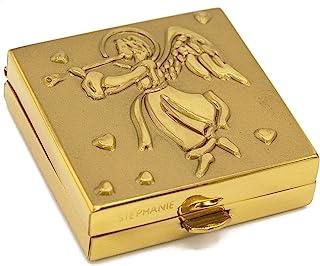 方形口袋 钱包 便携式 旅行药盒 & *收纳盒(1个大隔层)