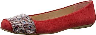 French Sole Fs/ny 女士 Via 芭蕾平底鞋