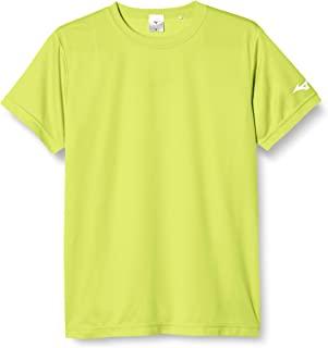 MIZUNO 美津浓 训练服 袖口有品牌标志 T恤衫 32JA8156 男士
