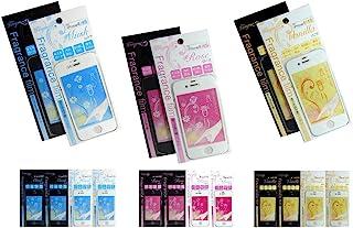 iPhone4/4S 香氛 液晶保护膜 3种香味套装 各3张18张装 日本制造 SA-F213
